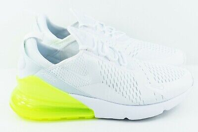 Nike Air Max 270 White Volt | AH8050 104