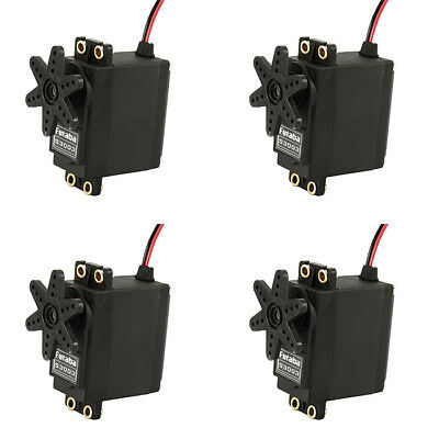 4X Standard High Torque Servo S3003 for Futaba Car Plane Helicopter RC Boat CA
