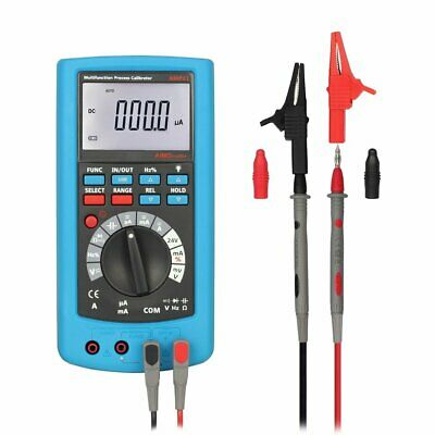 AMPX1 LCD Digital Tester High Accuracy Process Calibrator W/ Multimeter