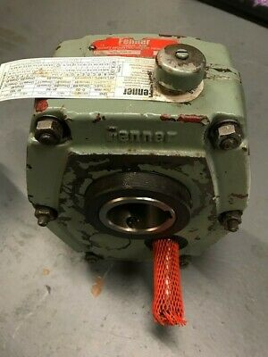 Fenner Shaft Mounted Gearbox 50Mm Bore  Used