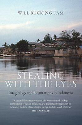 Stealing with the Eyes by Buckingham  New 9781909961425 Fast Free Shipping..