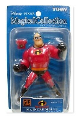 Tomy Disney Pixal Magical Collection Mr. Incredibles Figure Very RARE
