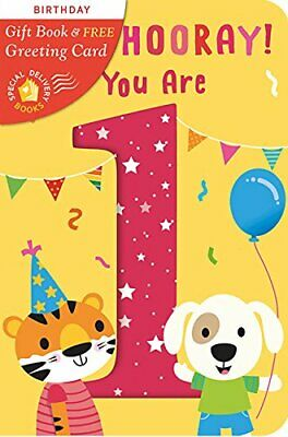 Hip, Hip, Hooray You Are 1! (Special Delivery Books), Galloway 9781848699724..