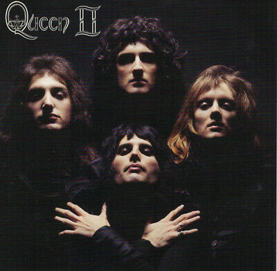 Queen – Queen II CD - 40th Anniversary REMASTERED Edition -  NEW/SEALED!