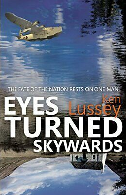 Eyes Turned Skywards by Lussey  New 9781912280155 Fast Free Shipping..