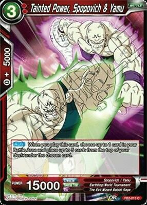 the Morale Booster BT6-067 UC Dragon Ball Super TCG Near Mint 4x Wings