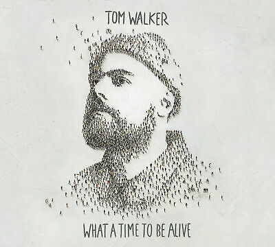 Tom Walker - What A Time To Be Alive - Vinyl LP & Download *NEW & SEALED*
