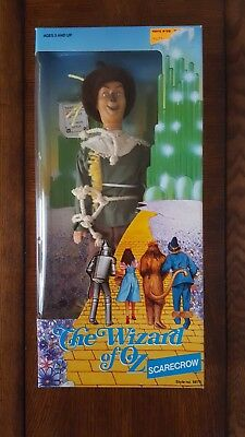 Wizard of Oz 50th Anniversary Scarecrow Doll Multi Toys Corp 1988