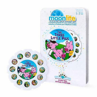 Moonlite Individual Story Reel - The Three Little Pigs  *BRAND NEW*