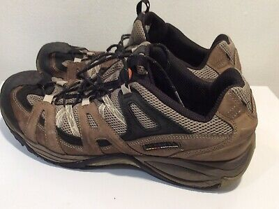 2437cb6fbb Merrell Men's Performance Continuum Pantheon Hiking Vibram Shoes Size 14