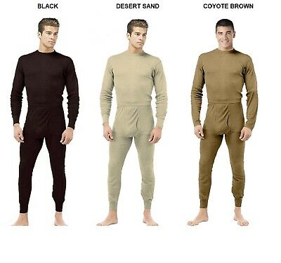 Thermal Underwear TOP Cold Weather Military ECWCS T-Shirt Silk Weight Ski Hunter