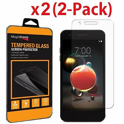 2-Pack Tempered Glass Screen Protector For LG Risio 3 / Tribute Empire / Zone 4