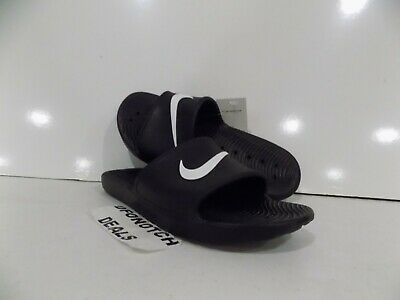 newest a2f2d 09f57 Nike Kawa Shower Slides Sandals Men s Sz 9, 10, 13 Black 832528-001