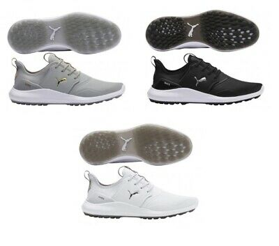 Details about Puma Ignite NXT Pro Golf Shoes 192401 Mens Waterproof 2019 New Choose Color