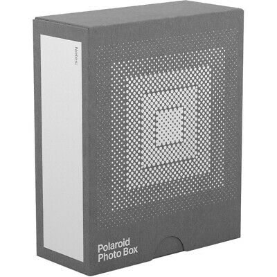 Polaroid Originals 4846 Polaroid Photo Box - Gray