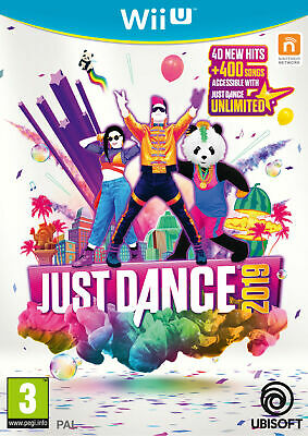 Just Dance 2019 - Nintendo Wii U - New & Sealed