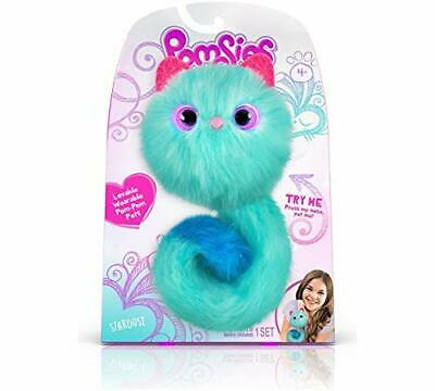Pomsie Stardust Cute Electronic Pet Toy