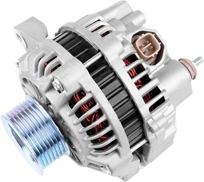 High Output 130 Amp Heavy Duty NEW Alternator For Honda Civic Acura EL L4 1.7L