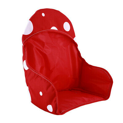 Baby Stroller Car Seat Cover Thick Mats Infants High Chair Seat Cushion Cover D