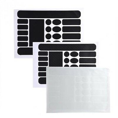 Patch Frame Fork Chainstay Cable Rub Protector Set Sticker Mountain Bike S
