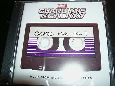 Marvel's Guardians Of The Galaxy Cosmic Mix Vol. 1 (Australia) Soundtrack CD NEW