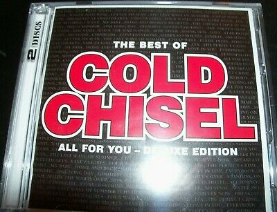COLD CHISEL All For You The Best Of Cold Chisel (Deluxe Edition) (Aust) 2 CD NEW