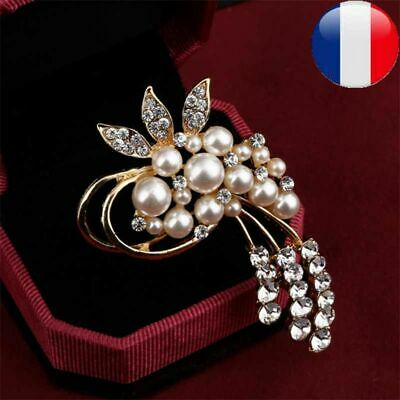 Mode Hommes Femmes Broches Broche Pin Fancy Military Party Costume Badge
