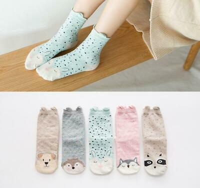 Fashion Women Girl animal style cotton female socks Casual Socks