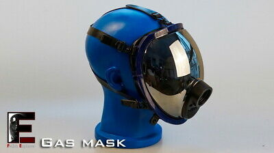 Platex Latex Rubber Gummi Gas Mask NEW RRP £200