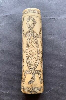 Knife handle bone Intonesien Bali Asia Art Indonesia