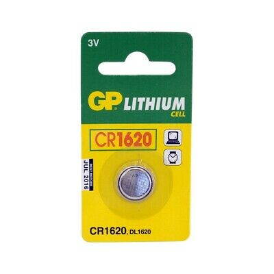 CR1620C1 3V 75Mah Lithium Battery Gp