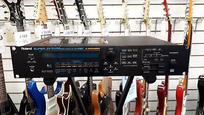 Roland Super JV JV-1080 64 Voice Synthesizer Module