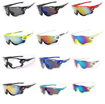 Polarized Mens Outdoor Sports Cycling Driving Sunglasses Goggle Glasses UV400