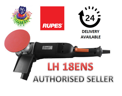 RUPES POLISHER LH18ENS Professional Rotary Polisher Machine