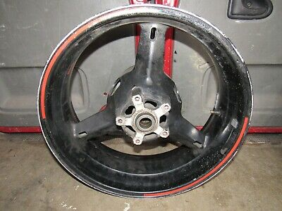 Suzuki Gsxr1000 K1 K2 Rear Wheel 2001 2002.
