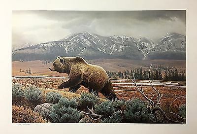 """Jerry Gadamus  /""""Pinnacle of Color/"""" Print Signed and Numbered  18/"""" x 25/"""""""
