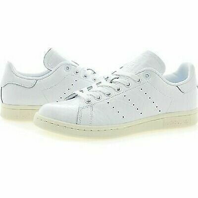 free shipping dbf6a 3d98c Adidas Originals Femmes Stan Smith Chaussures Blanches (Bb5162)