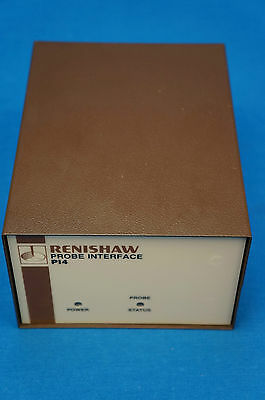 Renishaw PI4 CMM Video Touch Probe Interface Fully Tested with 90 Day Warranty