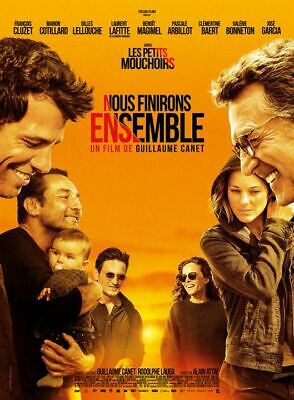 Nous Finirons Ensemble - Affiche cinema 40X60 - 120x160 Movie Poster