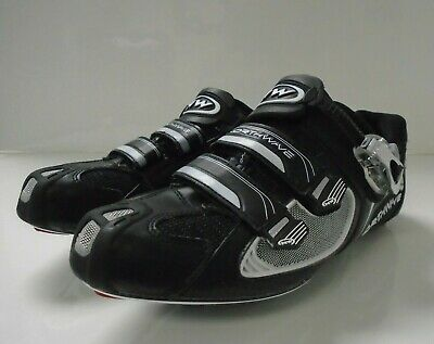 Black Red White Northwave Aerlite SBS Carbon Road Cycling Shoe
