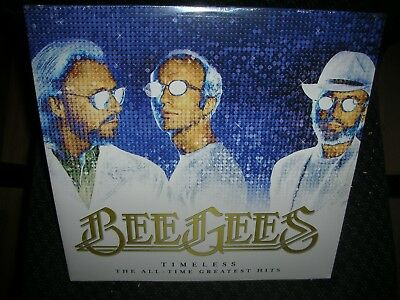 The Bee Gees **Timeless - The All-time Greatest Hits **NEW RECORD LP VINYL