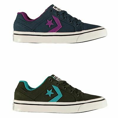 Converse All Star El Distrito Trainers Womens Athleisure Sneakers Shoes Footwear