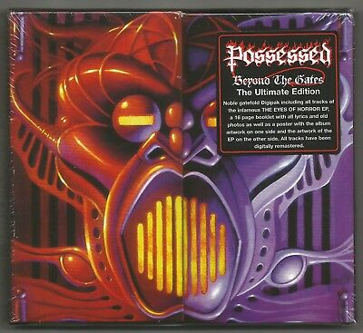 POSSESSED - Beyond The Gates / The Eyes ... [08] 87 LTD. ULTIMATE ED. ! SEALED !
