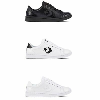 Converse All Star All Court Trainers Womens Athleisure Sneakers Shoes Footwear