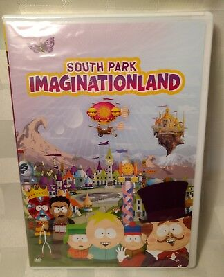 South Park IMAGINATIONLAND DVD New and Sealed Comedy Central