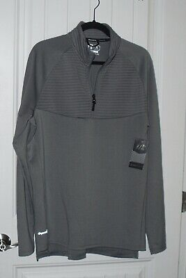 Russell #10133 NEW Men Training Fit H2O-Repel Very Thin Lightweight Woven Jacket