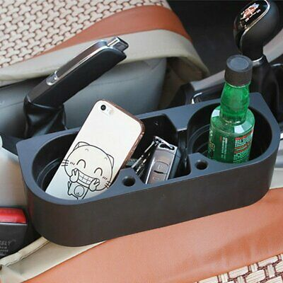 Car Holder Cleanse Seat Drink Cup Valet Travel Coffee Bottle Table Stand CU