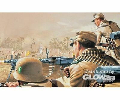 Airfix A00711V WWII Afrika Corps in 1:76