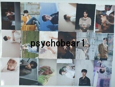 BTS 2018 Exhibition Official Live Photo Set Season 2 All member set 'O always'