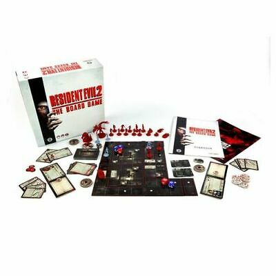 Resident Evil 2: The Board Game eng. englisch